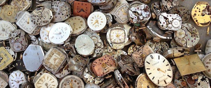 relojes rotos