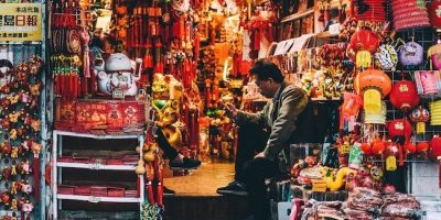 mercadillo tienda china
