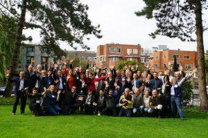 Participantes en la conferencia GTD