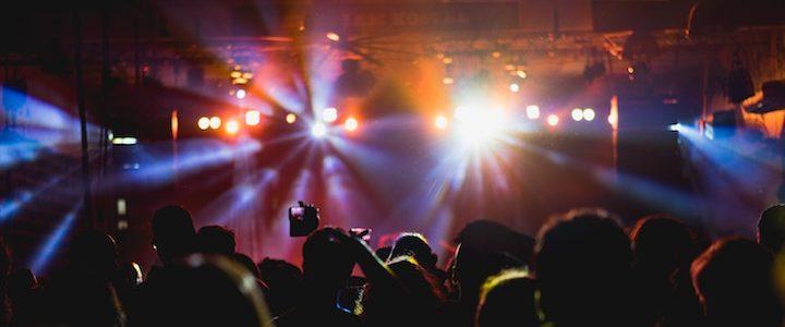 discoteca con luces